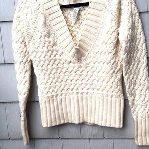 Banana Republic 100% Merino Wool sweater